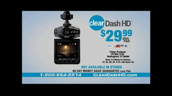 Clear Dash HD TV Spot, 'Their Word Against Your Video' - Thumbnail 9