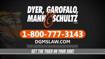 Dyer, Garofalo, Mann & Schultz TV Spot, 'Links to Ovarian Cancer' - Thumbnail 6