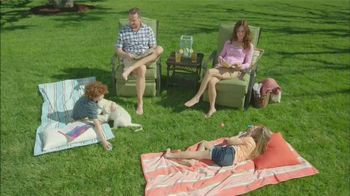 TruGreen TV Spot, 'HGTV: Lose the Shoes and Setup Outside'