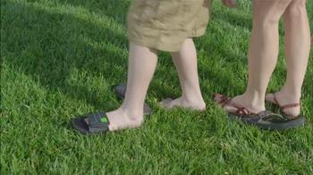 TruGreen TV Spot, 'HGTV: Lose the Shoes and Setup Outside' - Thumbnail 1