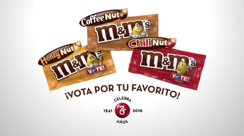 M&M's TV Spot, '¡Vota por tu favorito!' [Spanish] - Thumbnail 10