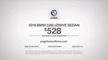 2016 BMW 528i xDrive TV Spot, 'Change' - Thumbnail 8