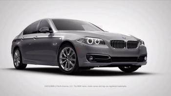 2016 BMW 528i xDrive TV Spot, 'Change' - Thumbnail 7
