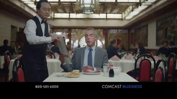 Comcast Business TV Spot, 'Chinese Restaurant' - Thumbnail 1