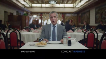 Comcast Business TV Spot, 'Chinese Restaurant' - Thumbnail 4