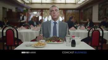 Comcast Business TV Spot, 'Chinese Restaurant'
