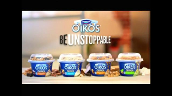 Oikos Crunch TV Spot, 'Like a Boss' - Thumbnail 9