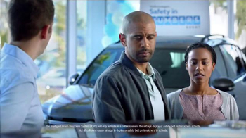 Volkswagen Safety in Numbers Event TV Spot, 'Baby' - Thumbnail 3