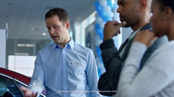 Volkswagen Safety in Numbers Event TV Spot, 'Baby' - Thumbnail 5