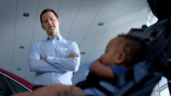 Volkswagen Safety in Numbers Event TV Spot, 'Baby' - Thumbnail 6