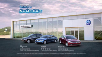 Volkswagen Safety in Numbers Event TV Spot, 'Baby' - Thumbnail 7