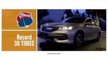 Honda Dream Garage Sales Event TV Spot, 'Built on First: 2016 Accord' - Thumbnail 3
