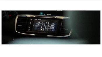 Honda Dream Garage Sales Event TV Spot, 'Built on First: 2016 Accord' - Thumbnail 6