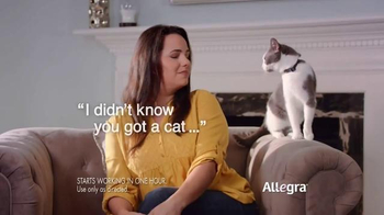 Allegra Gelcaps TV Spot, 'How Fast?' - Thumbnail 2