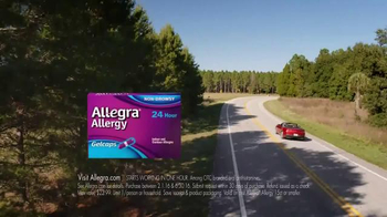Allegra Gelcaps TV Spot, 'How Fast?' - Thumbnail 9