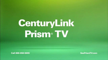 CenturyLink Prism Essential TV Bundle TV Spot, 'Sports and Movies' - Thumbnail 1
