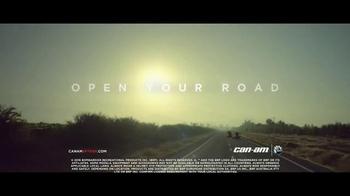 Can-Am Spyder TV Spot, 'Open Your Road' - Thumbnail 9