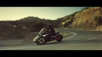 Can-Am Spyder TV Spot, 'Open Your Road' - Thumbnail 6