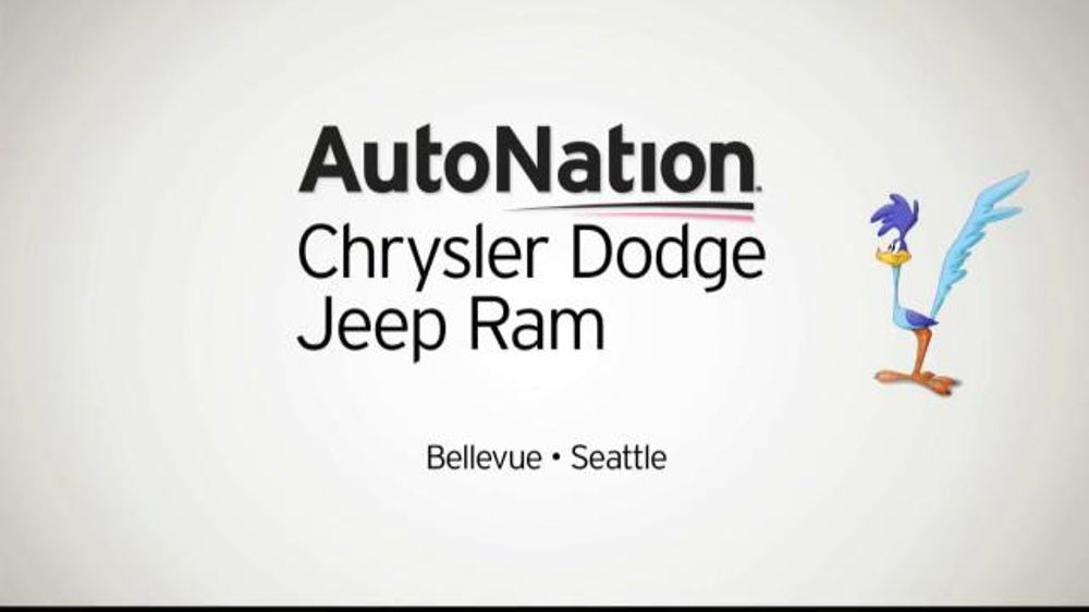 Autonation Ram Truck Month Tv Commercial Drive Pink