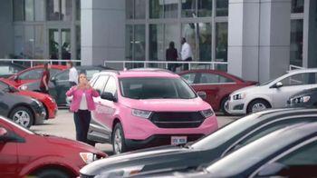 AutoNation Ram Truck Month TV Spot, 'Drive Pink: Roadrunner' - Thumbnail 1