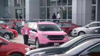 Auto Nation Subaru >> AutoNation Ram Truck Month TV Commercial, 'Drive Pink: Roadrunner' - iSpot.tv