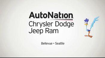AutoNation Ram Truck Month TV Spot, 'Drive Pink: Roadrunner' - Thumbnail 8