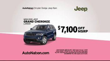 AutoNation Ram Truck Month TV Spot, 'Drive Pink: Roadrunner' - Thumbnail 7