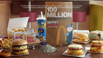 McDonald's Money Monopoly TV Spot, 'Prizes Are Coming' - Thumbnail 2