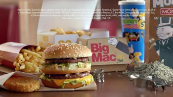 McDonald's Money Monopoly TV Spot, 'Prizes Are Coming' - Thumbnail 4