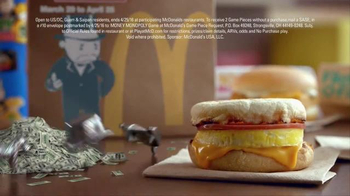McDonald's Money Monopoly TV Spot, 'Prizes Are Coming' - Thumbnail 5