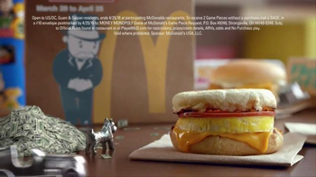 McDonald's Money Monopoly TV Spot, 'Prizes Are Coming' - Thumbnail 6