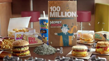 McDonald's Money Monopoly TV Spot, 'Prizes Are Coming' - Thumbnail 8