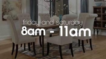 Ashley Furniture Homestore TV Spot, 'Shop Early, Save More' - Thumbnail 3