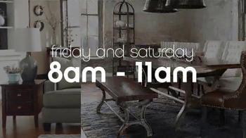 Ashley Furniture Homestore TV Spot, 'Shop Early, Save More' - Thumbnail 4