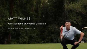 Golf Academy of America TV Spot, 'Career in Golf' - Thumbnail 5