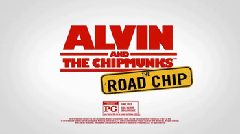 Time Warner Cable On Demand TV Spot, 'Alvin & the Chipmunks: The Road Chip' - Thumbnail 6