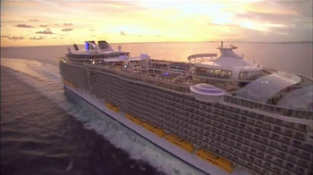 Royal Caribbean Cruise Lines TV Spot, 'Travel Channel: Unforgettable' - Thumbnail 2