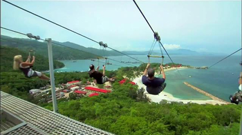 Royal Caribbean Cruise Lines TV Spot, 'Travel Channel: Unforgettable' - Thumbnail 3
