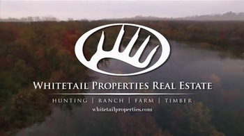 Whitetail Properties TV Spot, 'Large Hunting and Fishing Tract With Cabin' - Thumbnail 8