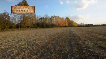 Whitetail Properties TV Spot, 'Large Hunting and Fishing Tract With Cabin' - Thumbnail 3