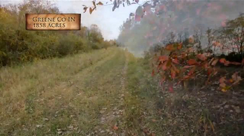 Whitetail Properties TV Spot, 'Large Hunting and Fishing Tract With Cabin' - Thumbnail 5
