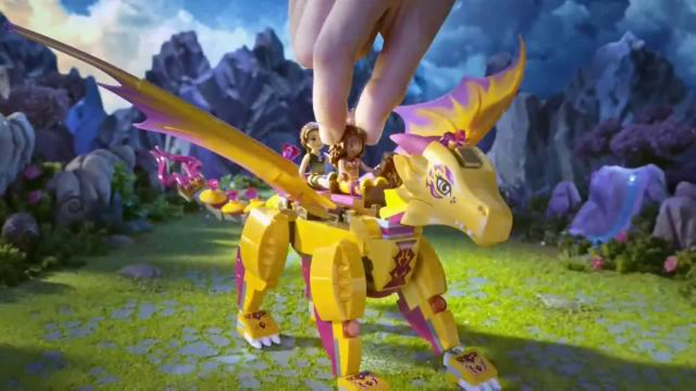 LEGO Elves TV Commercial, 'The Dragon Adventure' - iSpot.tv