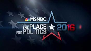 Make Dish Deliver TV Spot, 'MSNBC: Politics' - Thumbnail 3