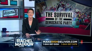 Make Dish Deliver TV Spot, 'MSNBC: Politics' - Thumbnail 4