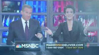 Make Dish Deliver TV Spot, 'MSNBC: Politics' - Thumbnail 7
