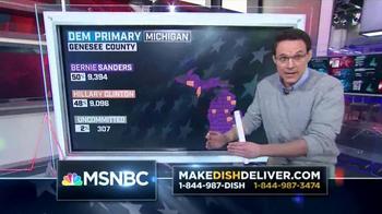 Make Dish Deliver TV Spot, 'MSNBC: Politics' - Thumbnail 8