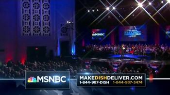Make Dish Deliver TV Spot, 'MSNBC: Politics' - Thumbnail 9
