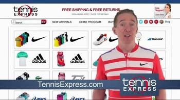 TennisExpress.com TV Spot, 'Customer Service' - Thumbnail 1