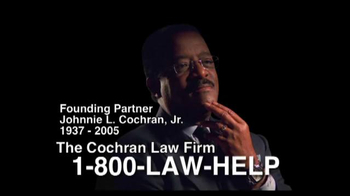 The Cochran Law Firm TV Spot, 'Ovarian Cancer Victims' - Thumbnail 5