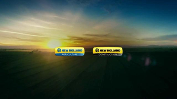 New Holland Agriculture TV Spot, 'Equipped for a New World' - Thumbnail 6